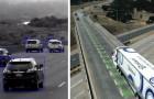 Un tir a guida autonoma ha viaggiato per tre giorni consegnando un carico di burro a 3.000 km di distanza