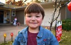 Dieser 4-jährige Junge, der mit einem halben Herzen geboren wurde, hat seine Weihnachtsgeschenke an bedürftige Kinder verschenkt