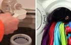9 modi in cui usare l'aceto quando facciamo il bucato: l'alleato perfetto per disinfettare e pulire a fondo