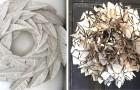10 idee brillanti per creare splendide ghirlande di carta e cartone, adatte a decorare in ogni periodo dell'anno