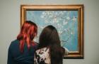 Der Besuch einer Ausstellung kann unsere Stimmung und unseren Geisteszustand verbessern: einige Studien zeigen dies