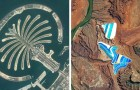 12 vedute dal satellite che mostrano in modo chiaro e impressionante l'impatto dell'uomo sul Pianeta Terra