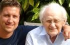 Per i nipoti, i nonni sono una vera riserva di lezioni di vita