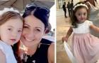 Het verhaal van Francesca, een 4-jarig meisje met het syndroom van Down die de catwalks van de wereld verovert