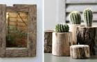 Lavori fai-da-te con il legno: tante idee per arredare con gusto la vostra casa