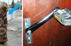 Vreemd of ingenieus: 13 foto's van voorwerpen en situaties die grenzen aan het absurde