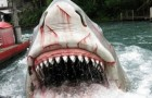 El paseo en barco perseguida por un tiburon: la atraccion que propone uno de los film mas famosos de la historia