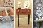 12 idee all'insegna del riciclo per decorare in stile vintage qualsiasi stanza di casa