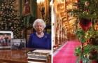 Elk jaar laat Elizabeth II de kerstversiering tot 6 februari hangen om de dood van haar vader te herdenken
