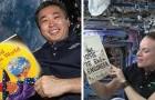 Esiste un canale Youtube dove gli astronauti leggono dallo spazio le favole della buonanotte ai bambini