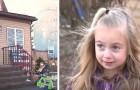 Une fillette de 6 ans se réveille avec une sensation de brûlure dans les yeux et sauve toute sa famille d'un incendie
