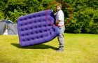 How to inflate an airbed like you've never have !