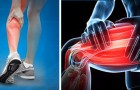 4 consejos para aliviar el dolor de los calambres musculares nocturnos, un problema tan difundido como fastidioso