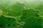 In questo villaggio cinese la Natura ha preso il sopravvento