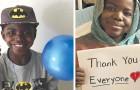 Questo bambino di 8 anni è riuscito a sconfiggere un tumore cerebrale raro al quarto stadio