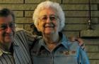 Nos grands-parents ne meurent jamais, ils reposent pour toujours dans nos cœurs