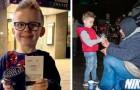 Ce garçon de 6 ans apporte des boissons chaudes et une bonne dose de sourires aux sans-abri de sa ville
