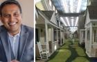 Een ondernemer heeft een bejaardentehuis volledig getransformeerd om ouderen op een meer vertrouwde plek te laten wonen