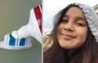 Il dentifricio scatena una violenta reazione allergica: bambina di 11 anni perde la vita lavandosi di denti