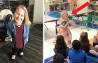 Se burlaban de ella porque estaba afectada de una rara forma de enanismo: hoy enseña a los niños a aceptar la diversidad