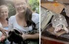 Im Glauben, sie hätten sie für immer verloren, fanden sie nach 38 Jahren ihre Schildkröte wieder