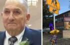 Este anciano señor ha perdido la vida para salvar a 2 niños que arriesgaban de ser atropellados