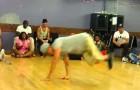 Video  Break dance
