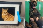 15 grappige en enigszins verontrustende foto's gemaakt op de juiste plaats op het juiste moment