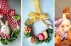 11 idee facili e colorate per creare deliziosi lavoretti di Pasqua in pasta di sale