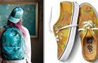 Il marchio di abbigliamento Vans ha creato una linea di vestiti e accessori tutta ispirata all'arte di Van Gogh