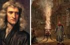 Nel 1666 la quarantena per la peste permise a Newton di scoprire la legge di gravità e la natura della luce