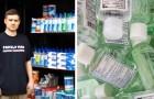 Er verkaufte Handdesinfektionsmittel zu sehr hohen Preisen: Ebay und Amazon verbannten ihn, und er bleibt mit 17.000 unverkauften Flaschen zurück