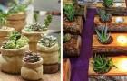 14 idee sorprendenti per realizzare splendide fioriere ricavate da oggetti riciclati