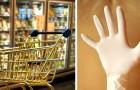 Coronavirus: 5 regole d'oro per limitare al massimo le possibilità di contagio quando si va al supermercato