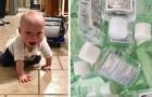 La mamma di una bimba immunodepressa implora tutti a non esagerare con l'acquisto dei disinfettanti