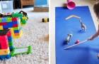 7 modi creativi e divertenti per passare il tempo in casa con i più piccoli
