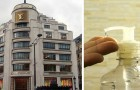 I Frankrike börjar det bli brist på hälsoartiklar, Louis Vuitton börjar producera handsprit