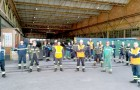 Coronavirus: Eine Fabrik in Bergamo stellt in Rekordzeit Sauerstoffflaschen für Krankenhäuser her