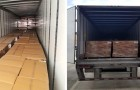 Coronavirus: American authorities pull over a stolen semi truck carrying over 8 tons of toilet paper in its trailer