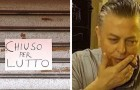Abruzzo: titolare del bar muore di Covid-19, i ladri non si fermano nemmeno di fronte al cartello