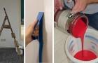 9 utili accortezze da seguire per tinteggiare una stanza in modo professionale
