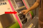 He presses the help button at the ticket machine, but something unexpected happens !