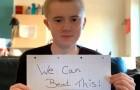 Daniel, de 21-jarige getroffen door cystic fibrosis die hersteld is van het coronavirus: