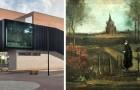 Das Museum ist wegen der Pandemie geschlossen: Vincent Van Goghs