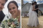 Coronavirus: si sposano con una diretta streaming per poter