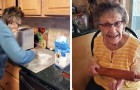 Creative isolation: this 97-year-old granny has opened a channel of recipes to share the dishes she prepares