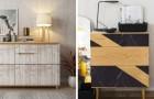 10 spunti originali per decorare con la carta da parati adesiva e trasformare i vostri mobili