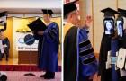 Il giorno della laurea al tempo del Covid-19: in Giappone le proclamazioni avvengono tramite robot e videochiamate