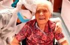 Ada, la donna di 104 anni che ha battuto il Coronavirus: è fra i pazienti guariti più anziani del mondo