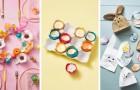 17 decorazioni belle e semplici da realizzare, perfette per festeggiare Pasqua con stile